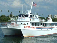 Clearwater beach beachdirectory com the entire florida for Queen fleet deep sea fishing clearwater fl